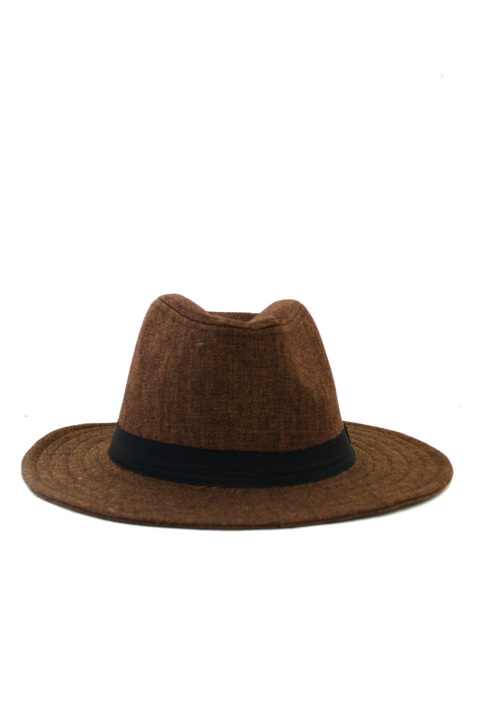 FLAT BRIM SAFARI HAT - Haute & Rebellious