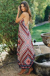 Gypsum Maxi Dress - Haute & Rebellious