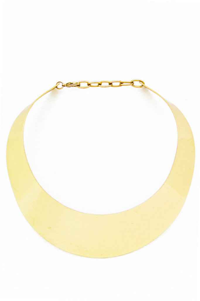 OVERSIZED CLEOPATRA NECKLACE - Sold out! - Haute & Rebellious
