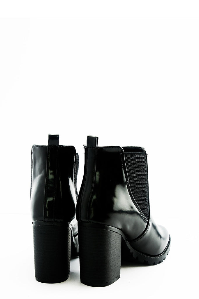 Marlee Leather Bootie