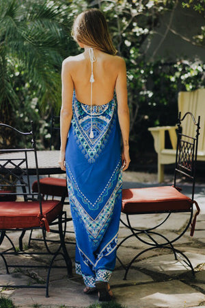 Tropical Dream Maxi Dress - Haute & Rebellious
