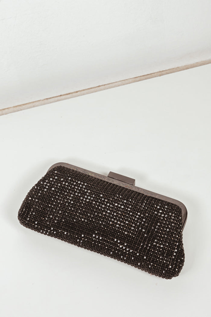 Something Special Crystal Clutch - Haute & Rebellious