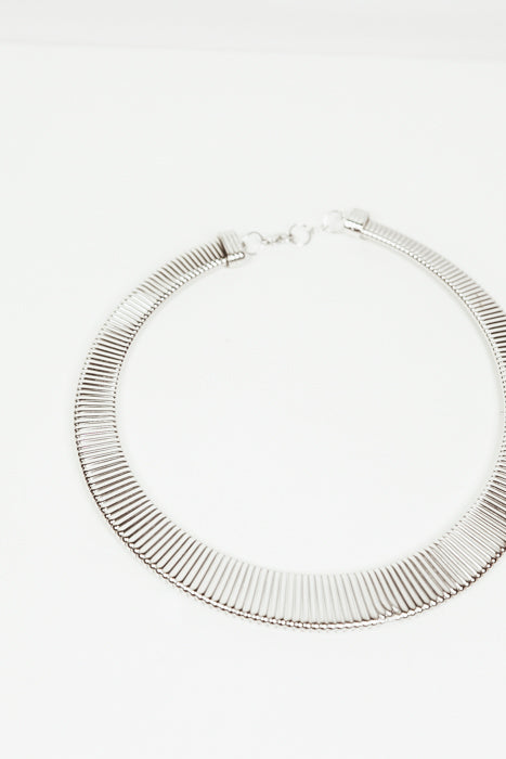 CLEO NECKLACE - Silver - Haute & Rebellious