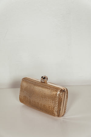 Gold Metal Hard Clutch