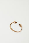 Bolt Meeting Bracelet - Brown