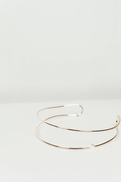 Seeing Double Metal Choker