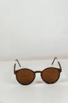 Last Night Frame Sunglasses - Tortoise Shell