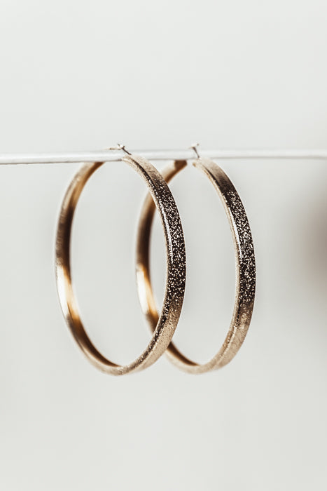 Endless Love Hoop Earrings