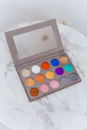 15 Color Eye Shadow Makeup Palette