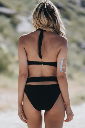Get It On Strappy Two-Piece Bathing Suit /// Only 1-L Left /// - Haute & Rebellious
