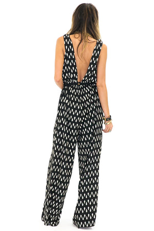 DIAMOND DOT JUMPSUIT - Haute & Rebellious