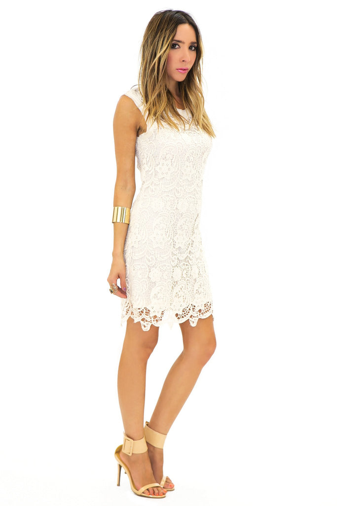 LELENA LACE DRESS
