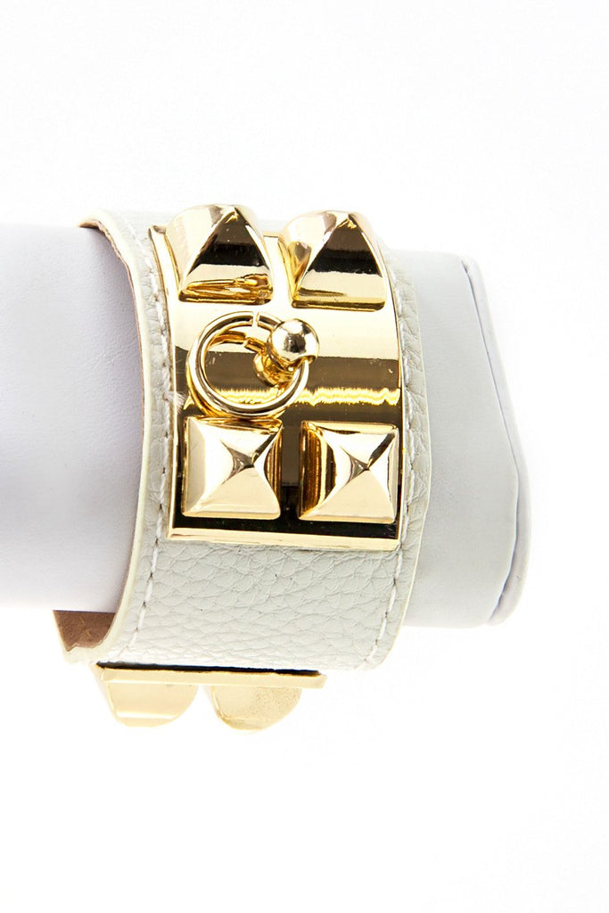DOUBLE BUCKLE BAND - Cream