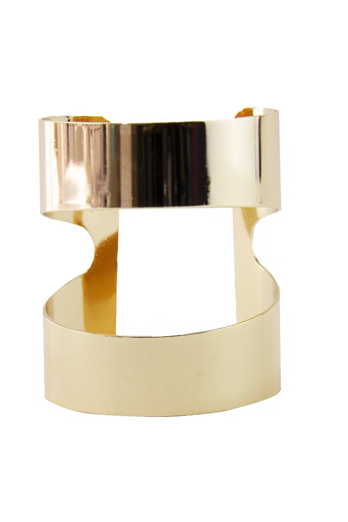 GOLDEN ERA RETRO CUFF - Gold