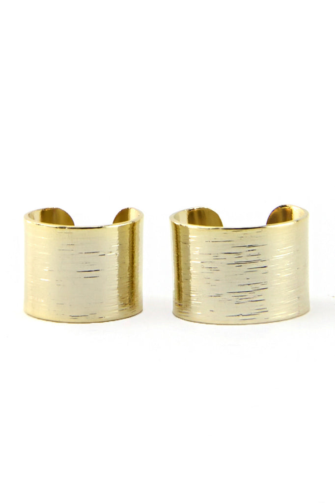 PLATED RING SET - Gold