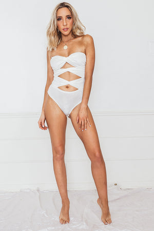 Tripple Twist Bodysuit