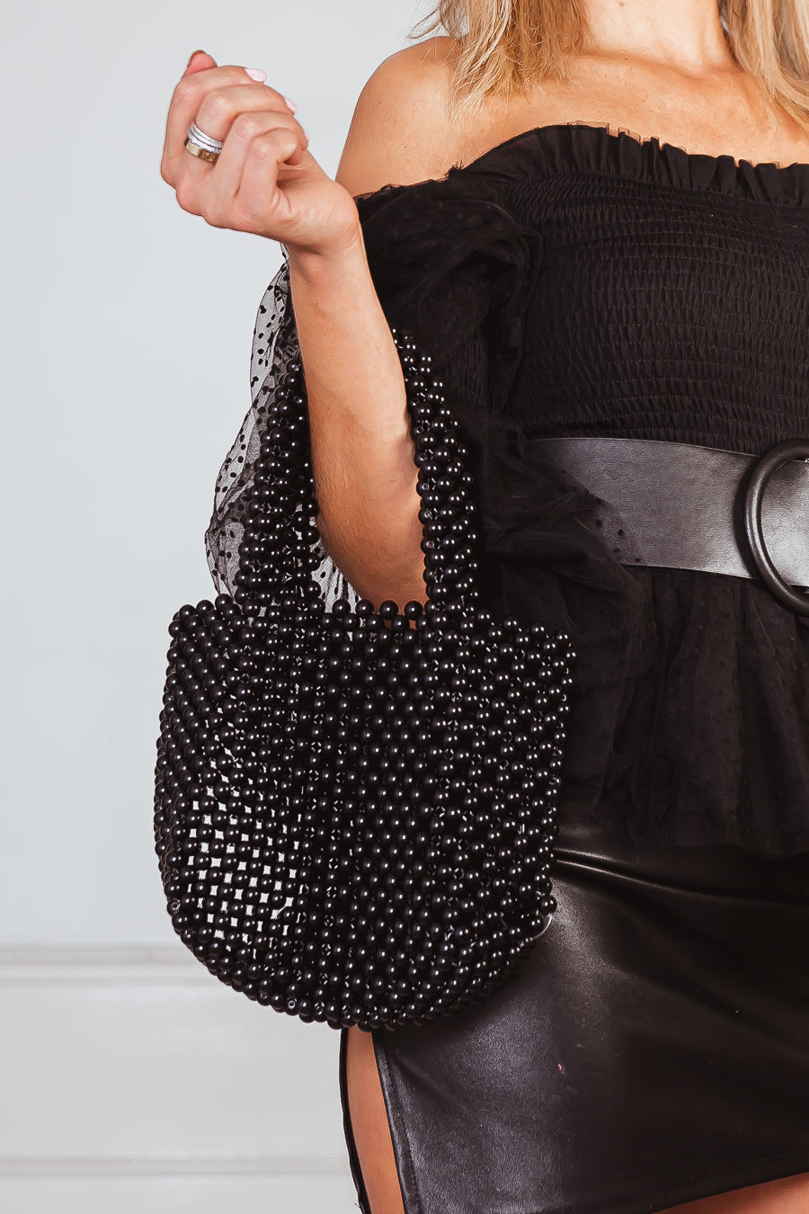 Black Pearl Small Bag