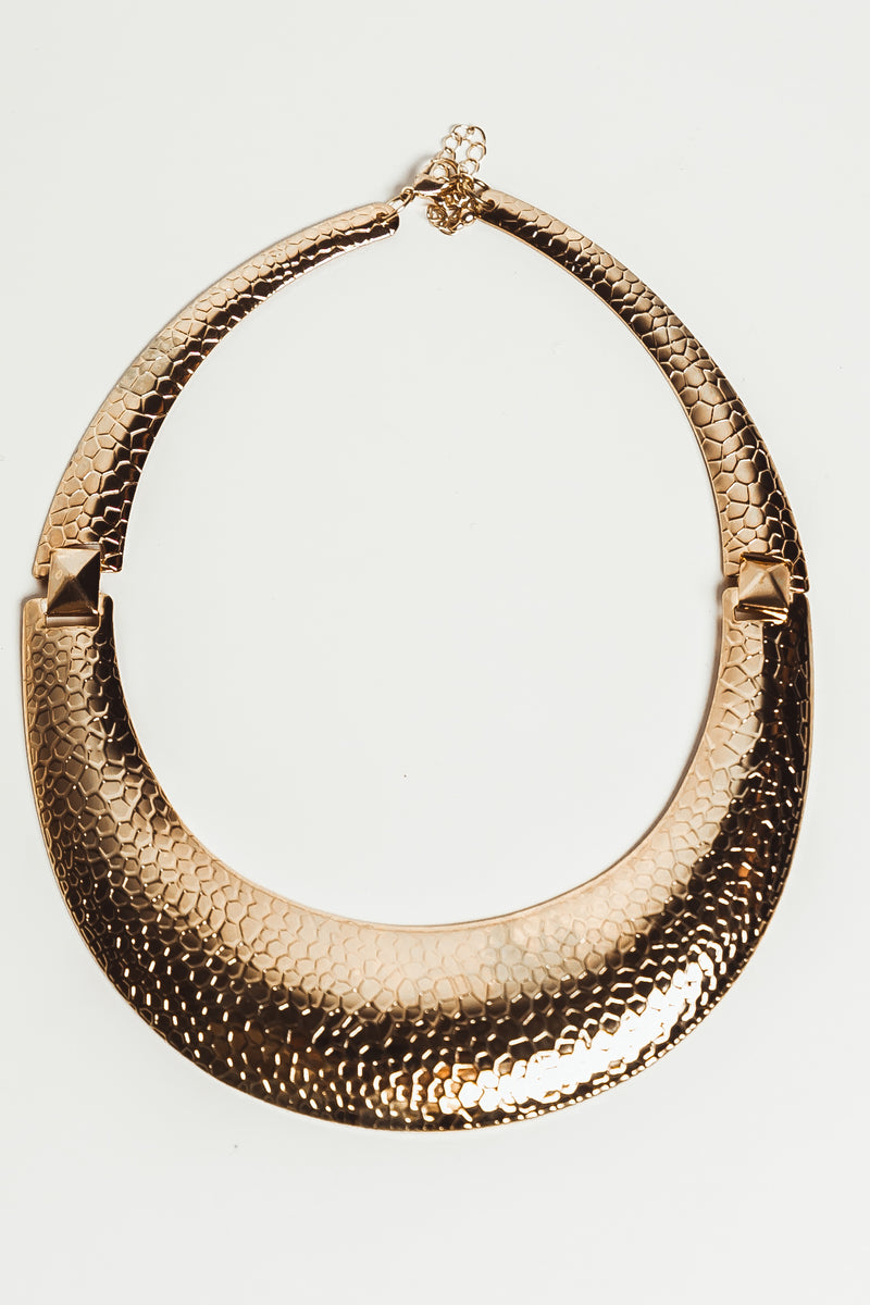 Cleo Plated Necklace
