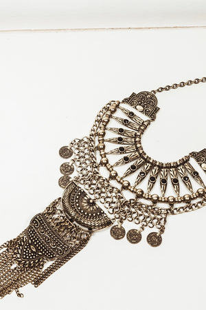 My Statement Necklace - Gold