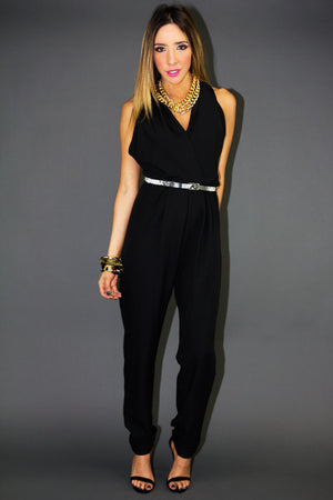 ONYX JUMPER - Black - Haute & Rebellious