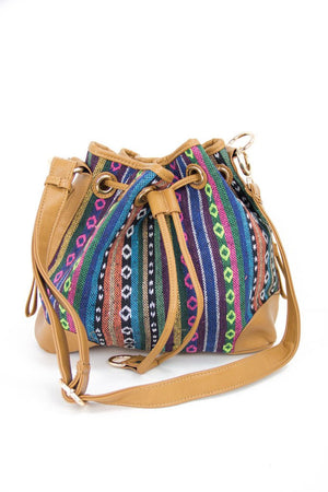 NATIVA BUCKET BAG (Final Sale) - Haute & Rebellious
