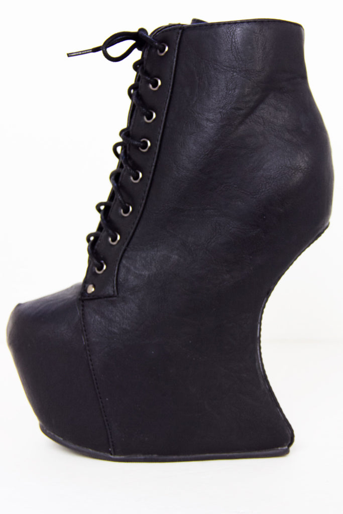ZOE HEELLESS - Black