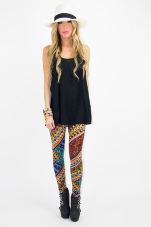 DAKOTA PJ LEGGINGS - Haute & Rebellious