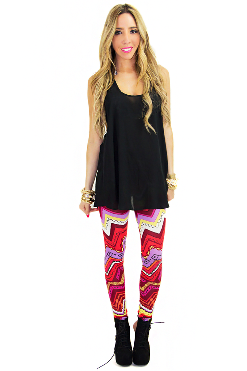 NIKITA PJ LEGGINGS - Haute & Rebellious