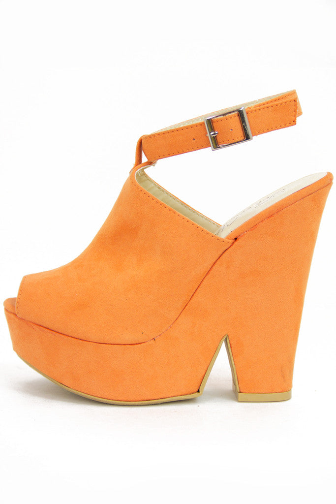 PEACH WEDGE