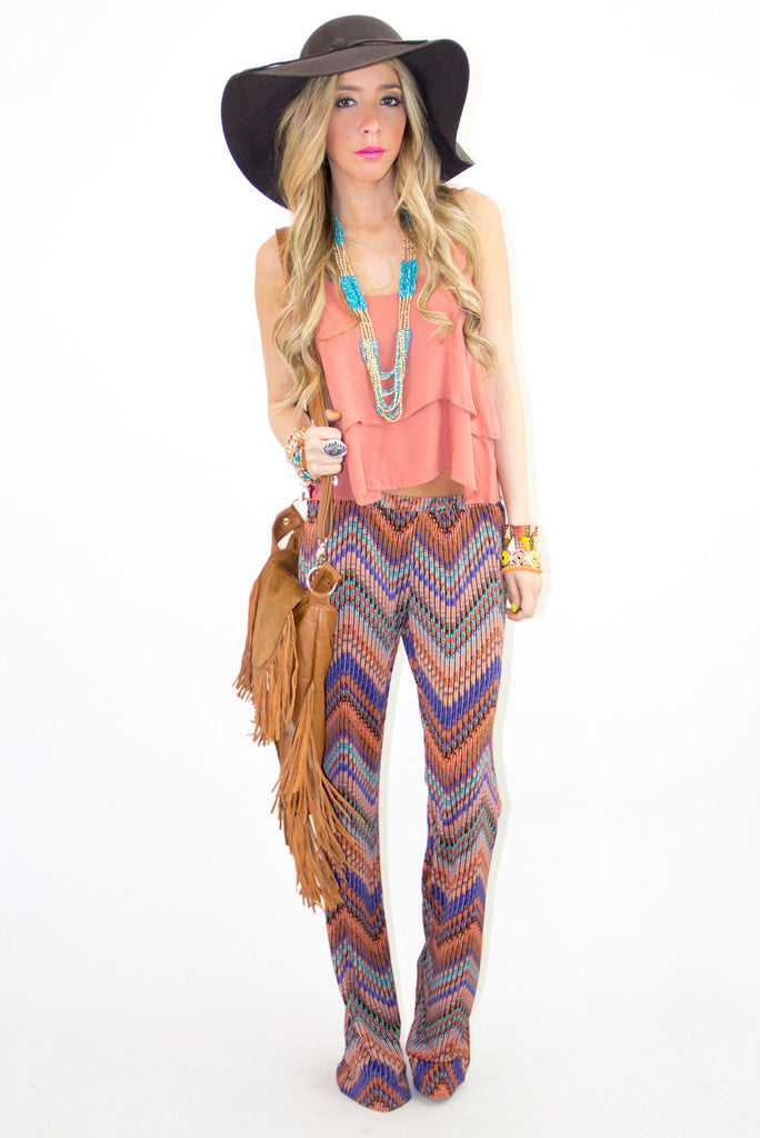TRIBAL PANTS