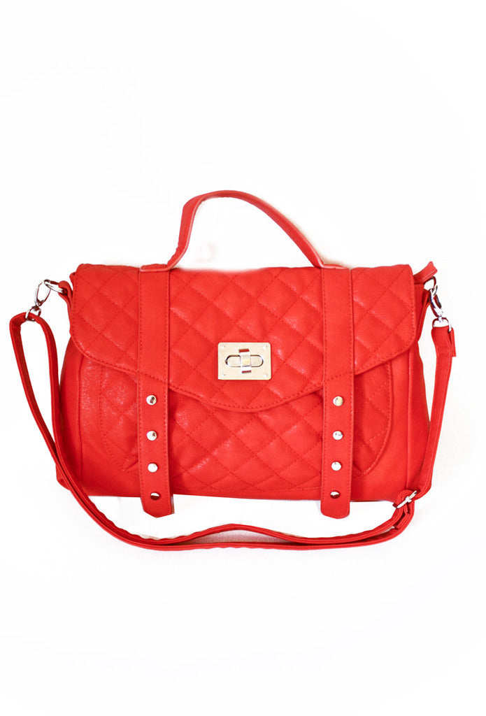THE B BAG - Red