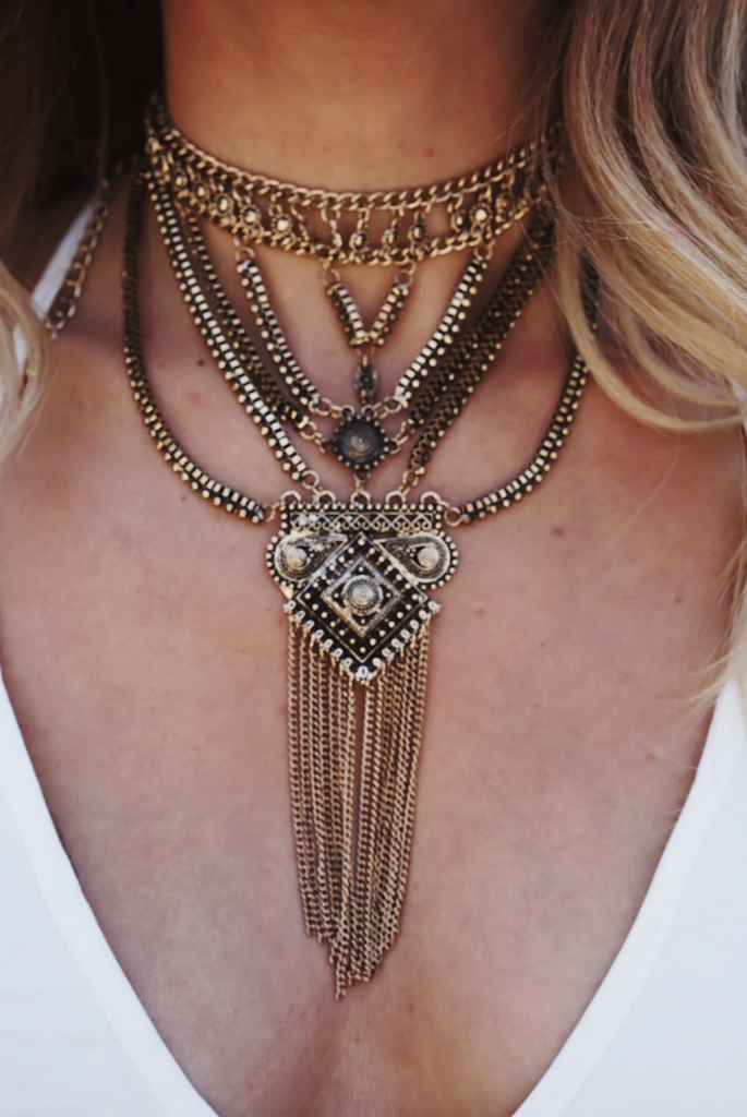 Avachi Necklace