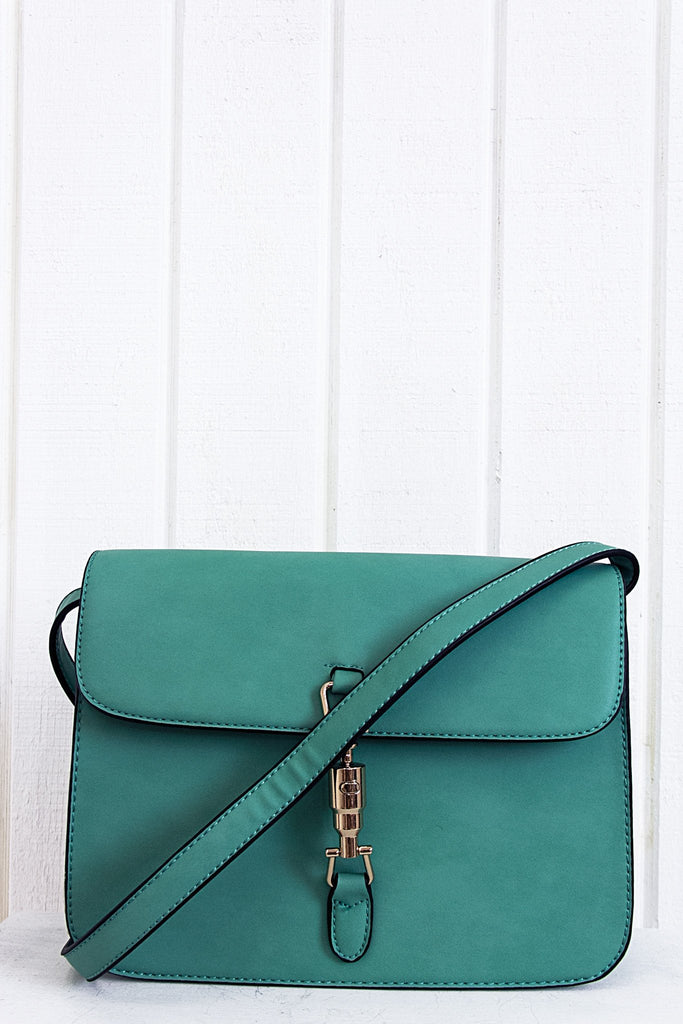 Mischka Crossbody - Mint