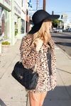 LEOPARD FUR COAT - Haute & Rebellious