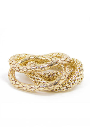 GOLD BANGLES SET - Haute & Rebellious