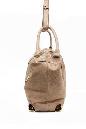 EMILE MEDIUM TOTE - Tan (Final Sale) - Haute & Rebellious