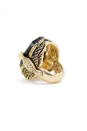 ROCO STONE RING - Haute & Rebellious