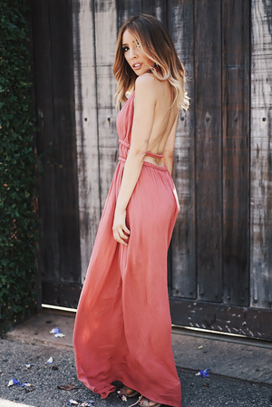 Waiting For You Maxi Dress - Haute & Rebellious