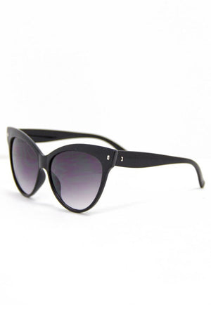 CAT EYE SUNGLASSES - black - Haute & Rebellious