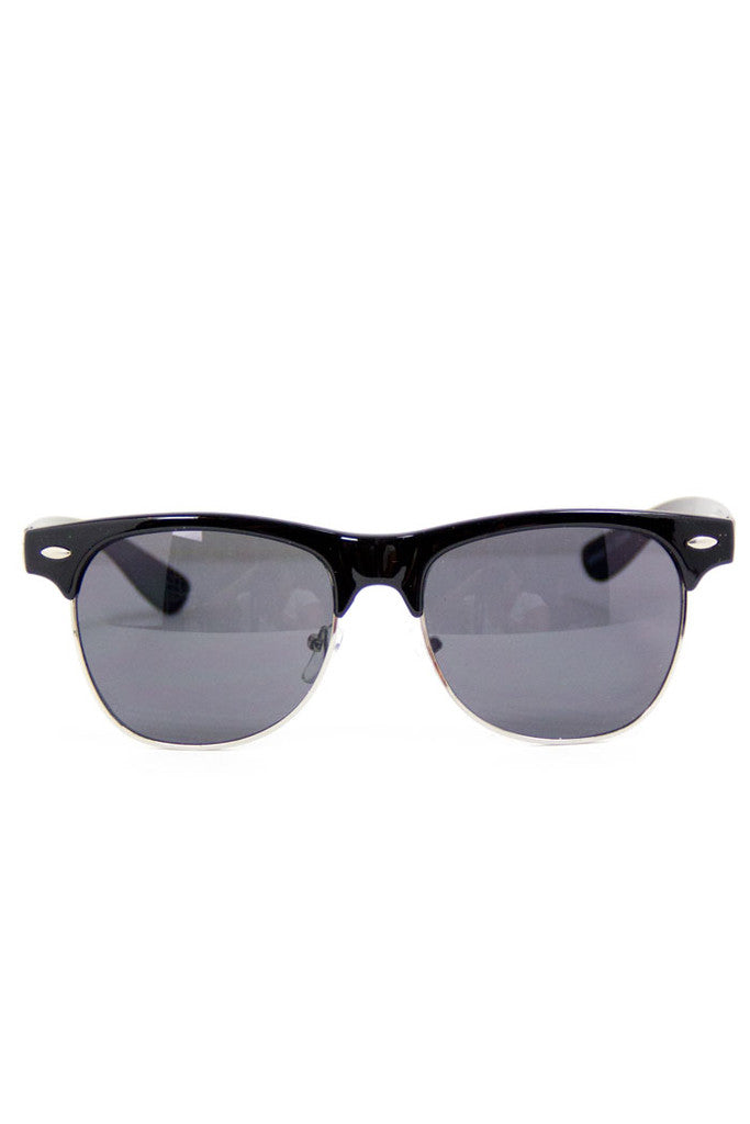 WAYFARER SUNGLASSES (Final Sale) - Haute & Rebellious