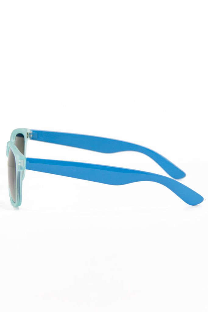 BABY BLUE & SEA BLUE SUNGLASSES (Final Sale)