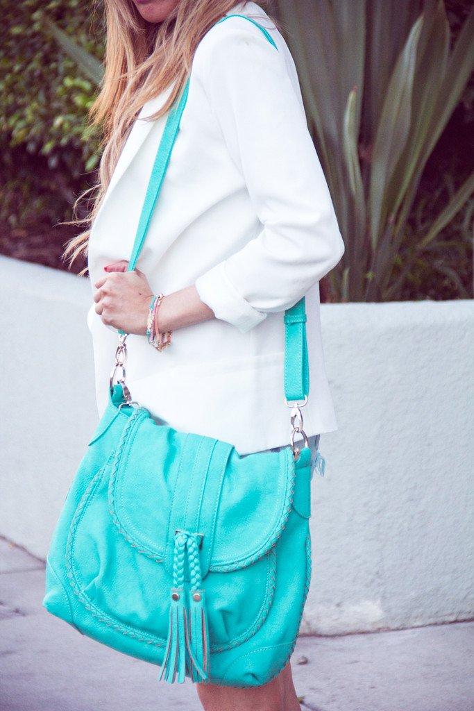 MINT BOHO BAG - Haute & Rebellious