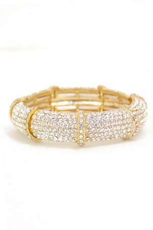 HEATHER CRYSTAL BRACELET - Haute & Rebellious