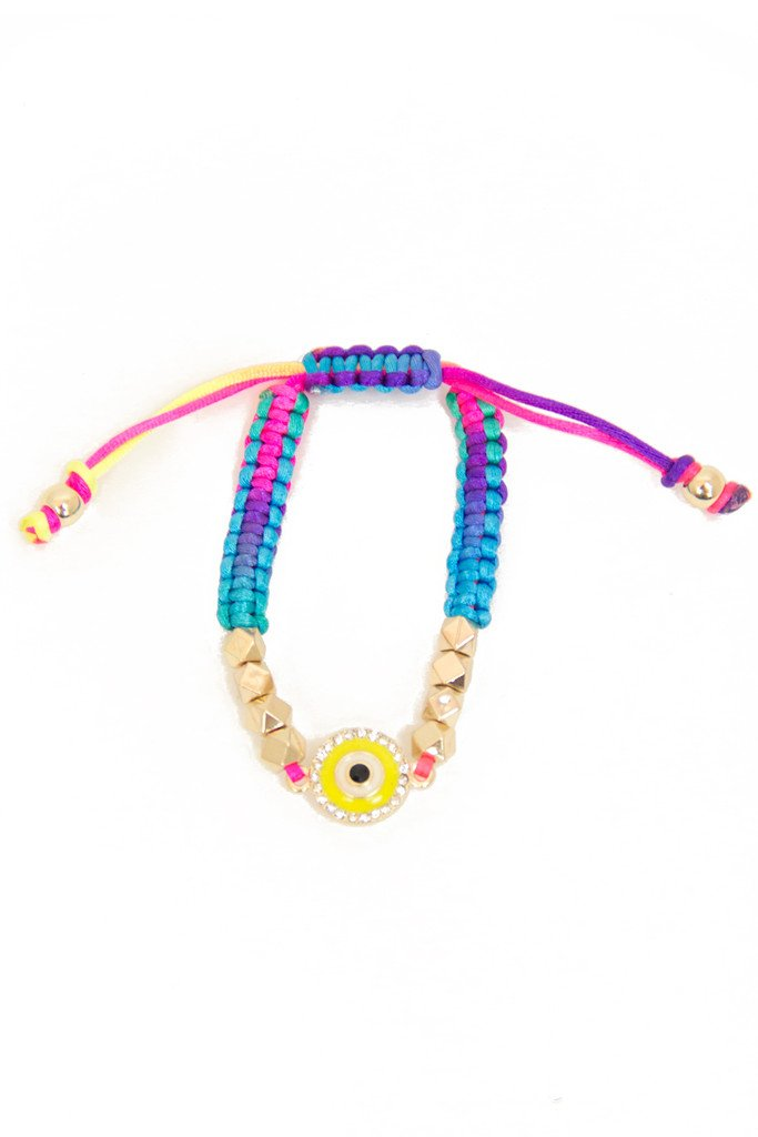EYE PETITE BRACELET - multicolor