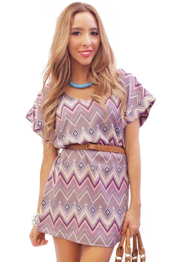 FUSION TRIBAL TUNIC - Haute & Rebellious