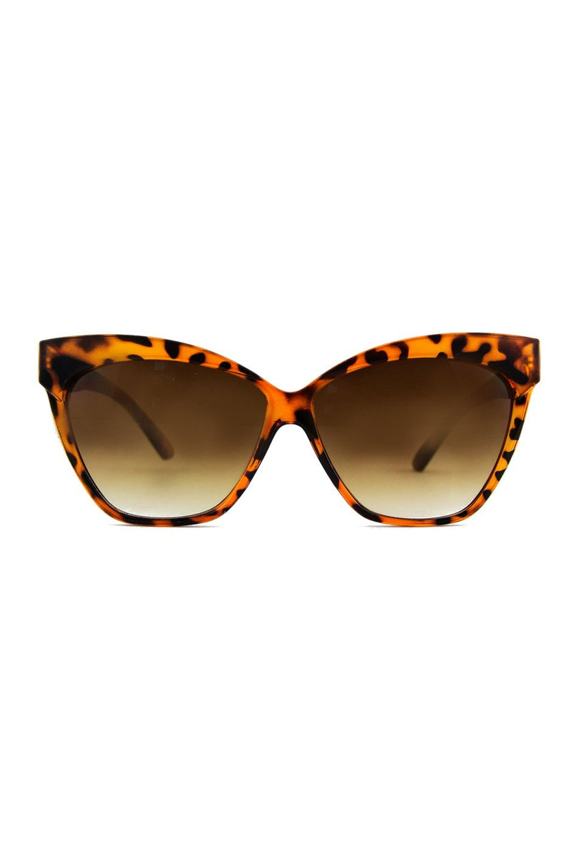 CAT-EYE SUNGLASSES - Tort - Haute & Rebellious