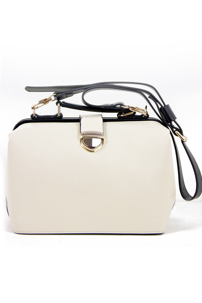 PAIGE BAG - Cream - Haute & Rebellious