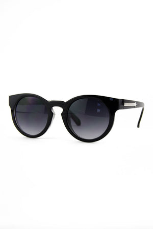 ECLECTIC FRAME SUNGLASSES - Black - Haute & Rebellious