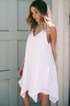 Go With The Flow Eyelit Sundress - Haute & Rebellious
