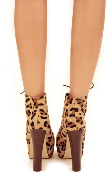 BETTER THAN JEFFREY - Leopard - Haute & Rebellious